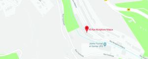 Google Maps Concept Vapeur