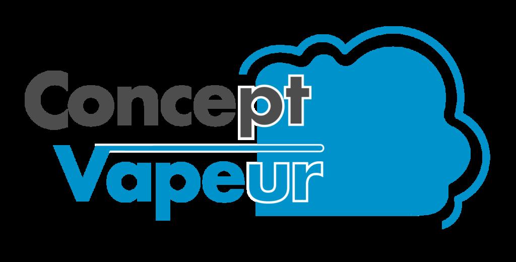 Logo entreprise Concept Vapeur